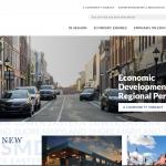 LESMD home page capture