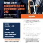 Regional Workforce Development Summit Flyer